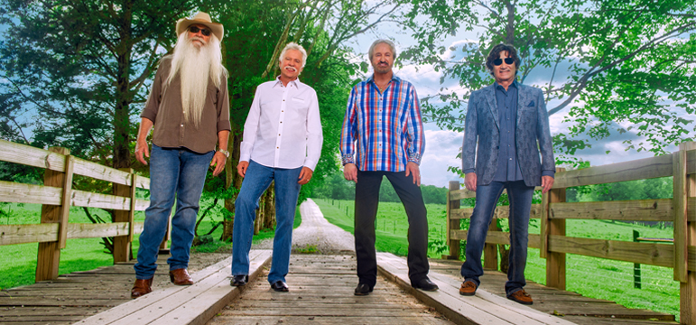 Oak Ridge Boys - August 17