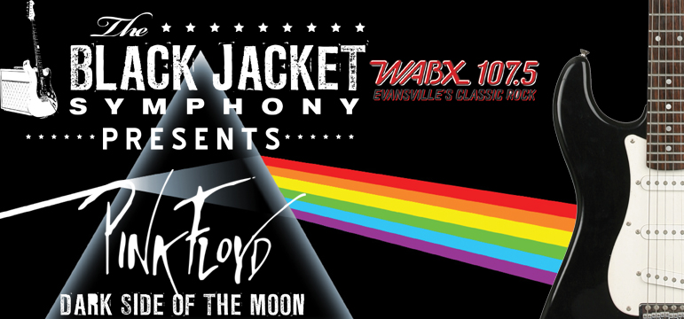 Black Jacket Symphony with Pink Floyd's Dark Side of the Moon