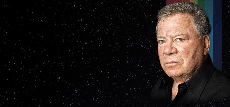 William Shatner Live!